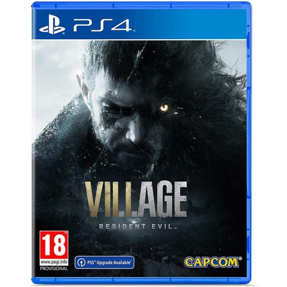 CapCom PS4 mäng Resident Evil VIII: Village