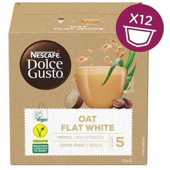 Kohvikapslid Nescafe Dolce Gusto Oat Flat White