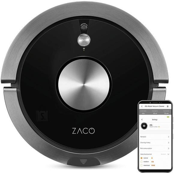 Robottolmuimeja Zaco A9S kuiv- ja m??rgpuhastus