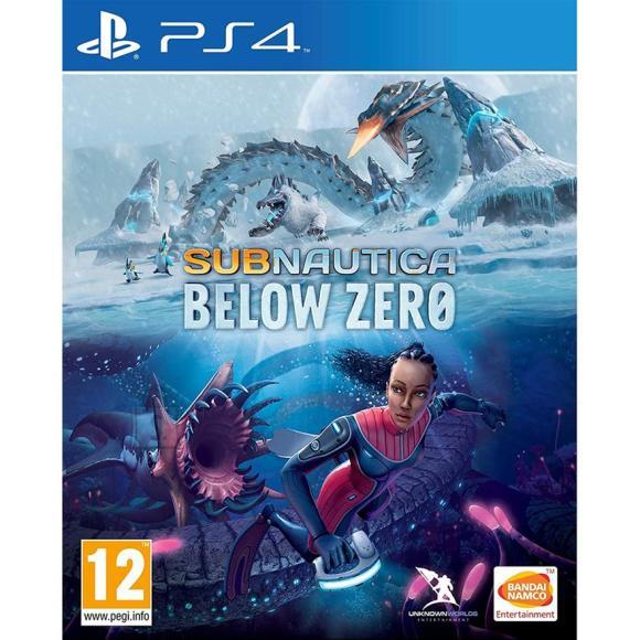 PS4 mäng Subnautica: Below Zero