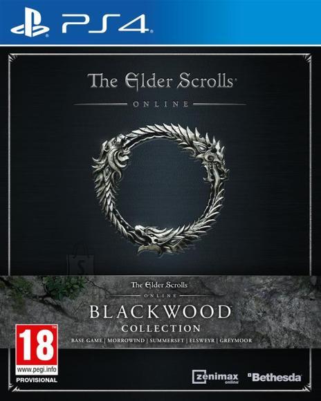 Bethesda PS4 mäng The Elder Scrolls Online: Blackwood Collection