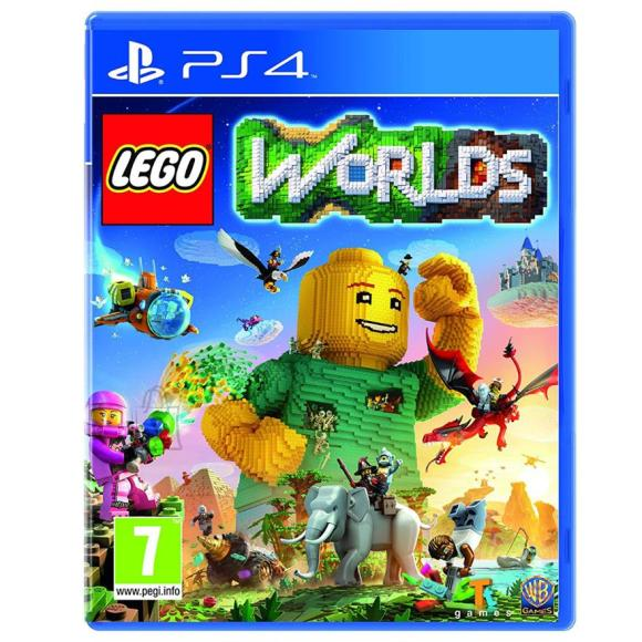 PS4 mäng LEGO Worlds