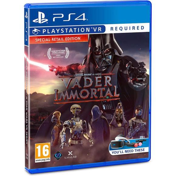Disney PS4VR mäng Vader Immortal: A Star Wars VR Series