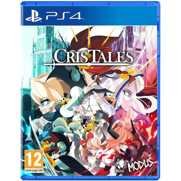 PS4 mäng Cris Tales