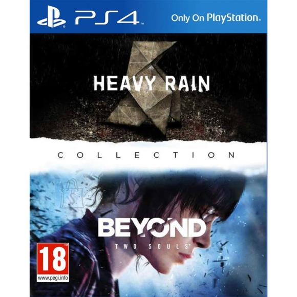 Sony PS4 mängukomplekt Heavy Rain ja BEYOND: Two Souls