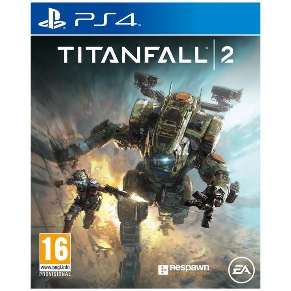 PS4 mäng Titanfall 2