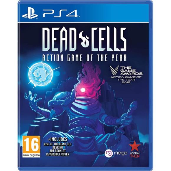 PS4 mäng Dead Cells Action Game of The Year