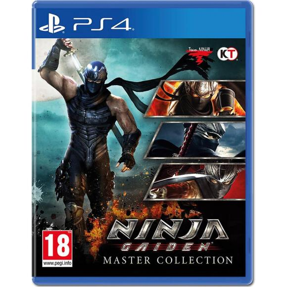 PS4 mäng Ninja Gaiden Master Collection