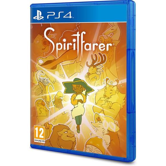 PS4 mäng Spiritfarer