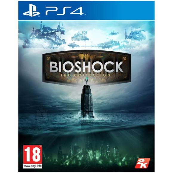 2K Games PS4 mäng Bioshock: The Collection