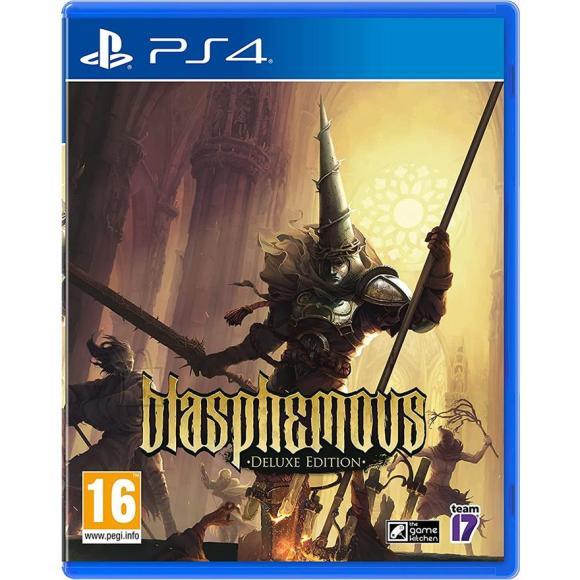 PS4 mäng Blasphemous Deluxe Edition