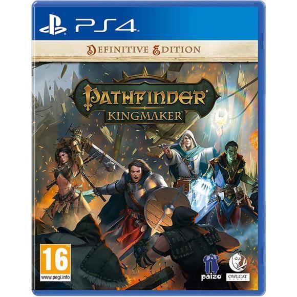 Deep Silver PS4 mäng Pathfinder: Kingmaker Definitive Edition