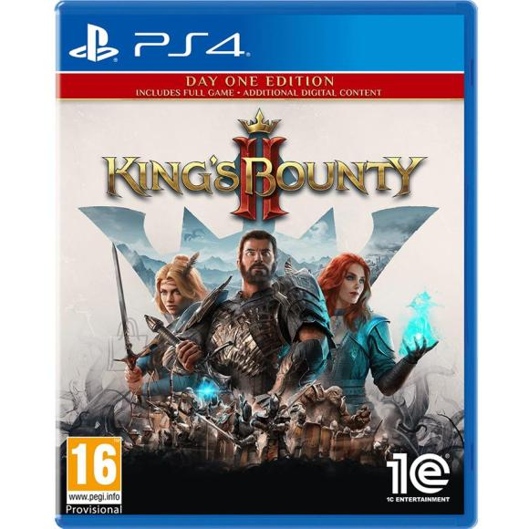 Deep Silver PS4 mäng King's Bounty II Day One Edition