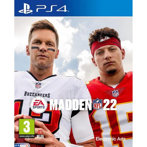 PS4 mäng Madden NFL 22
