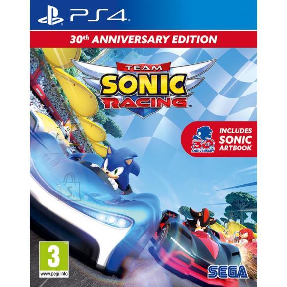 Sega PS4 mäng Team Sonic Racing - 30th Anniversary
