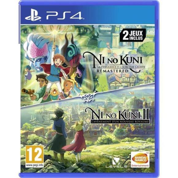 PS4 mäng Ni No Kuni Compilation