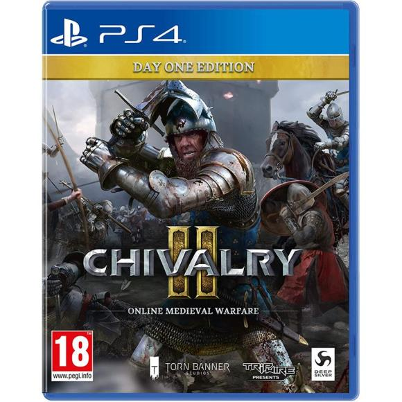 Deep Silver PS4 mäng Chivalry II Day One Edition