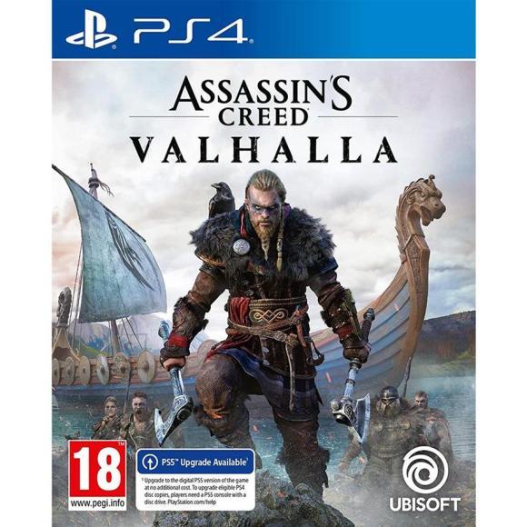 Ubisoft PS4 mäng Assassin's Creed: Valhalla