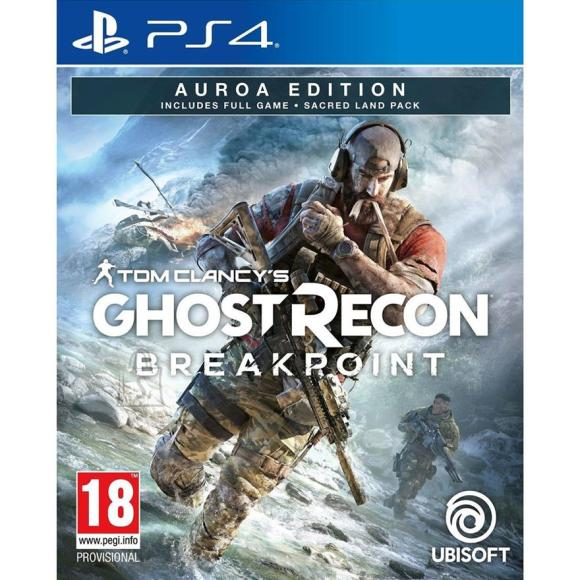 Ubisoft PS4 mäng Ghost Recon Breakpoint Aurora Edition
