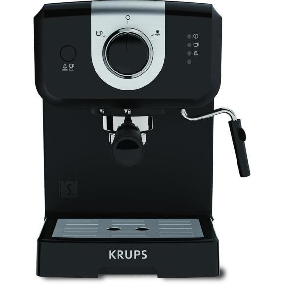 Krups Espressomasin Krups Opio Steam & Pump