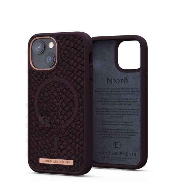 Apple iPhone 13 mini ümbris Njord byElements Eldur