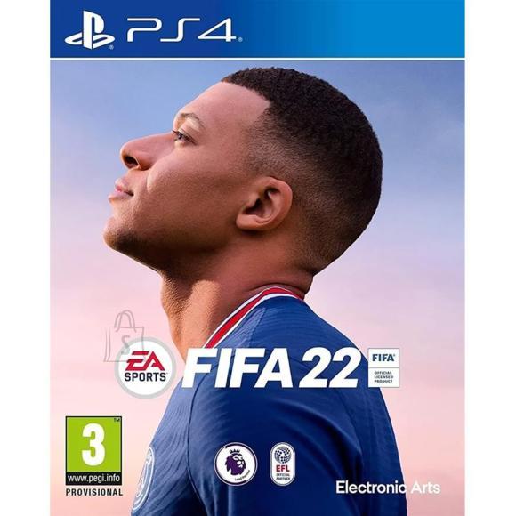 PS4 mäng FIFA 22