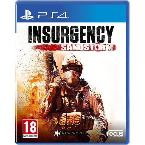 PS4 mäng Insurgency: Sandstorm