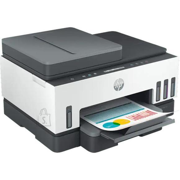 HP Multifunktsionaalne värvi-tindiprinter HP Smart Tank 750 Duplex WiFi + LAN