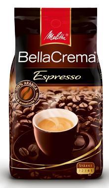Melitta Kohvioad BellaCrema Cafe Espresso, Melitta