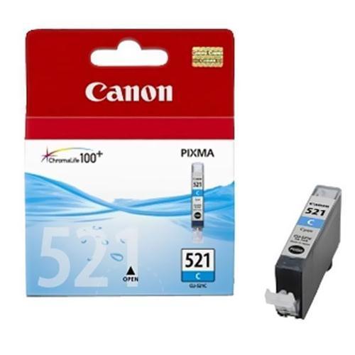 Canon Tindikassett CLI-521C, Canon