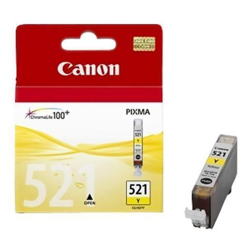 Canon Tindikassett CLI-521Y, Canon