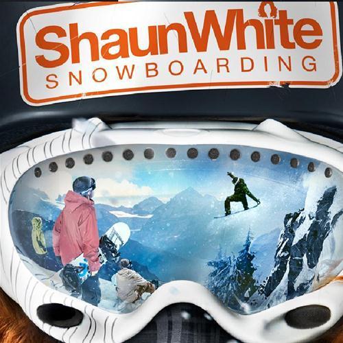 Nintendo Wii mäng Shaun White Snowboarding: World Stage