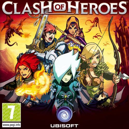 Arvutimäng Might & Magic: Clash of Heroes