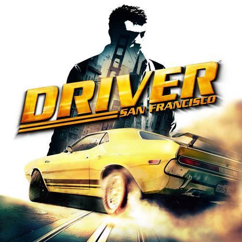 Nintendo Wii mäng Driver San Francisco