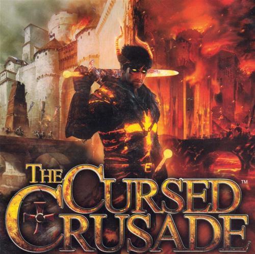 PlayStation 3 mäng The Cursed Crusade