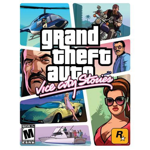 2K Games PlayStation Portable mäng GTA Vice City stories