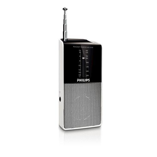 Philips kaasaskantav raadio