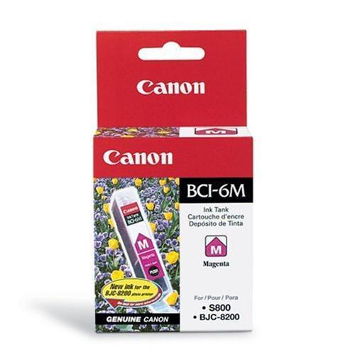 Canon tindikassett BCI-6M (magenta)