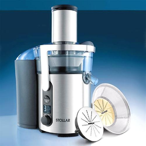 Stollar mahlapress Juice Fountain 1300W