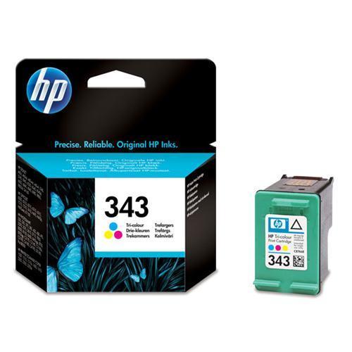 HP Tindikassett Nr 343, HP