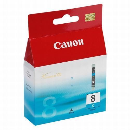 Canon Tindikassett CLI8C Cyan, Canon