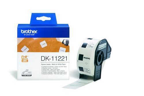 Brother kleepkirjaetiketid DK11221