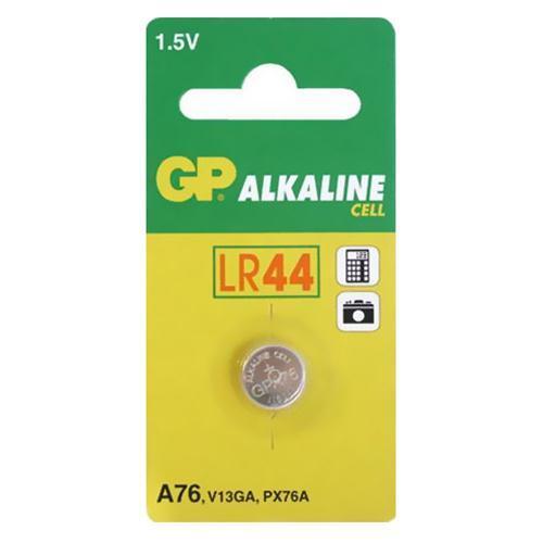 GP Patarei LR44, GP