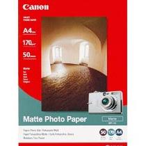 Canon A4 matt fotopaber 50 lehte