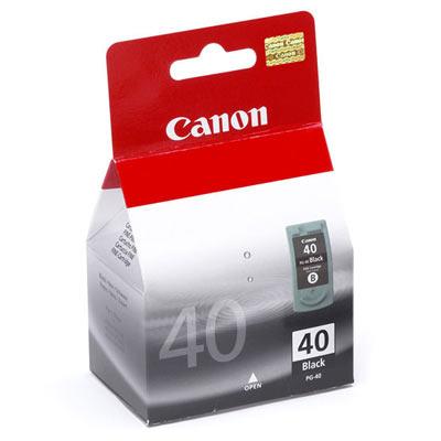 Canon Tindikassett PG40, Canon