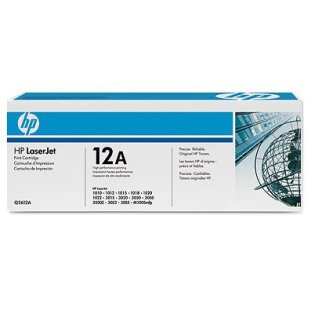 HP tahmakassett Nr12A