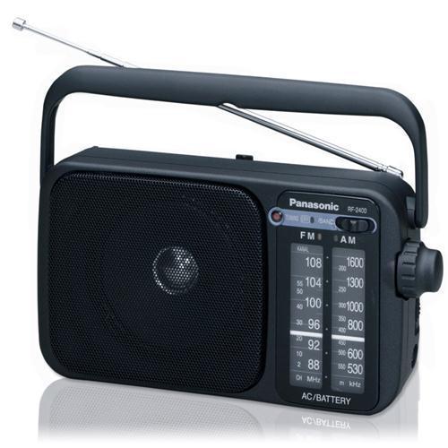 Panasonic kaasaskantav raadio