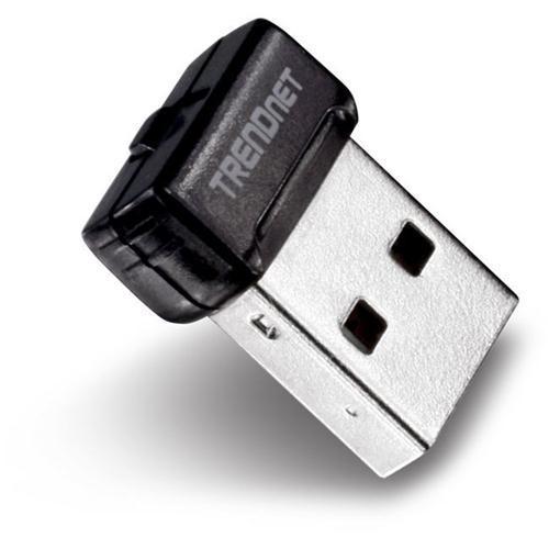 TRENDnet 150 Mbps Mikro Wireless N USB Adapter, TRENDnet