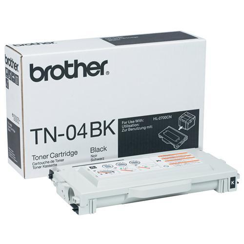 Brother Tooner TN-04BK (must), Brother