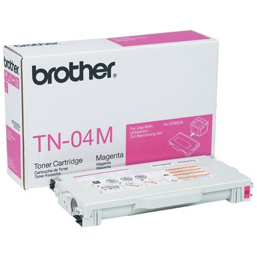 Brother Tooner TN-04M (magenta), Brother